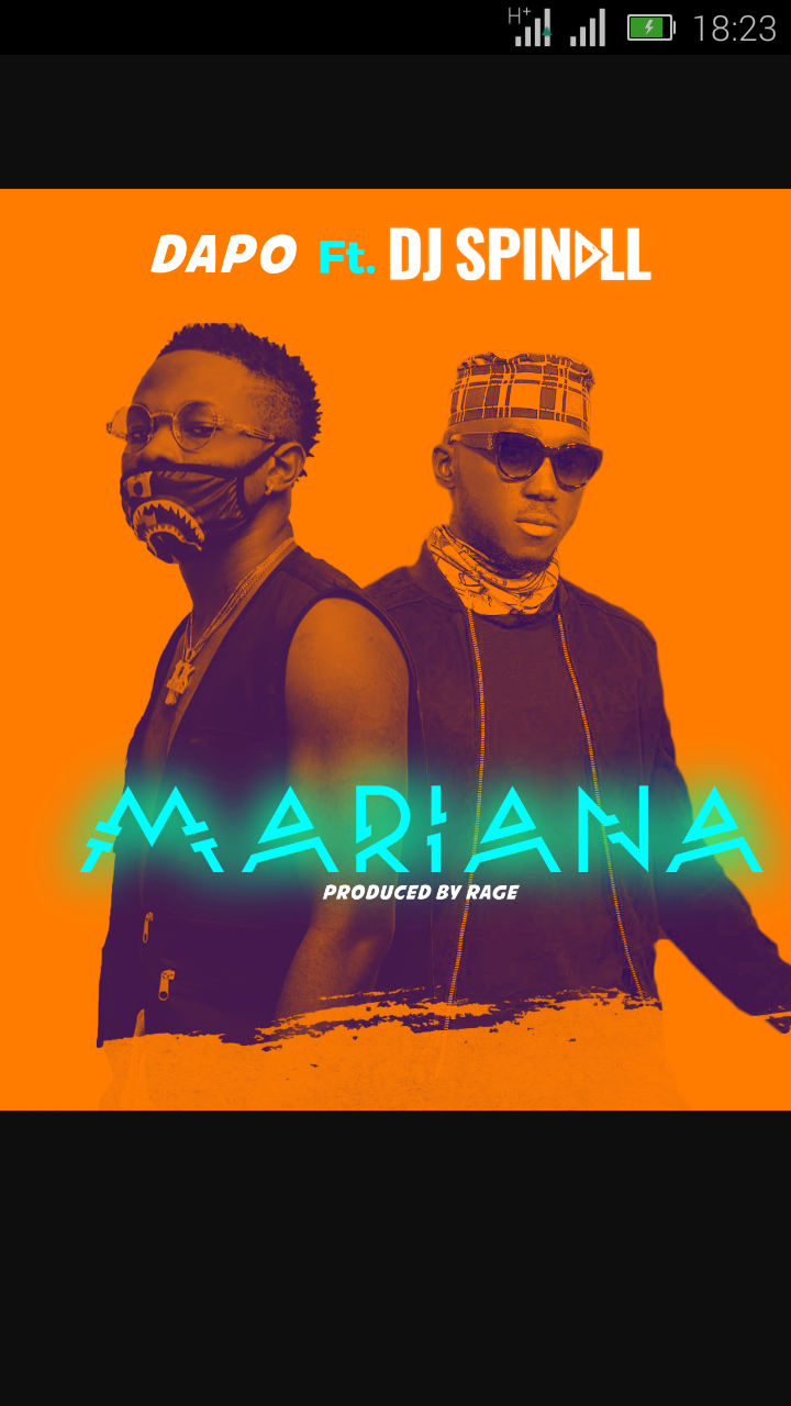 Dapo Ft. DJ Spinall — Mariana | 9Jatechs Music Mp3  Scree122