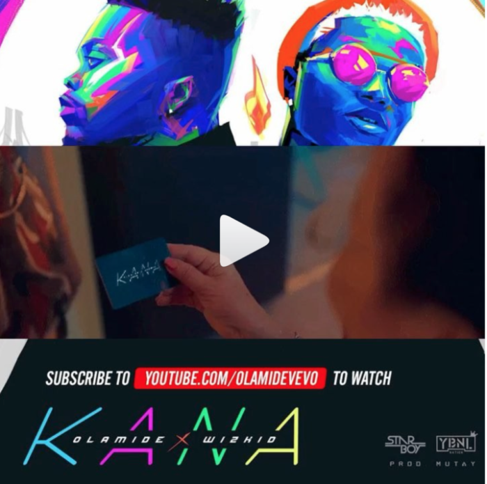 [Download Video] Olamide Ft. Wizkid – Kana Screen10