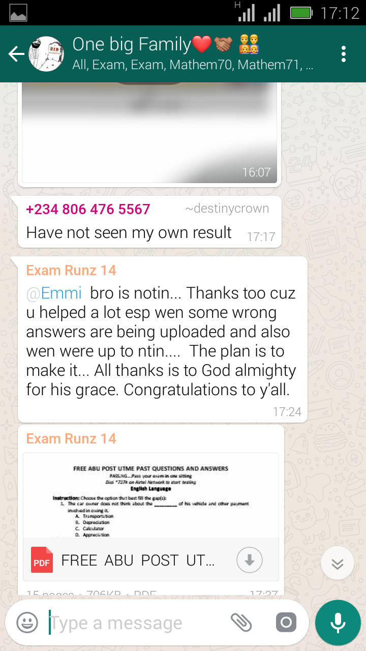 How To Get 2018 Waec Gce Questions and answers   Aug/Oct Waec Exam  Screen16