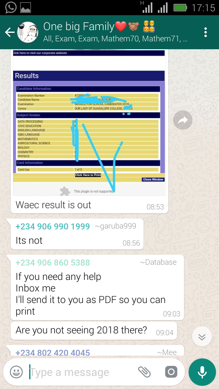 How To Get 2018 Waec Gce Questions and answers   Aug/Oct Waec Exam  Screen25