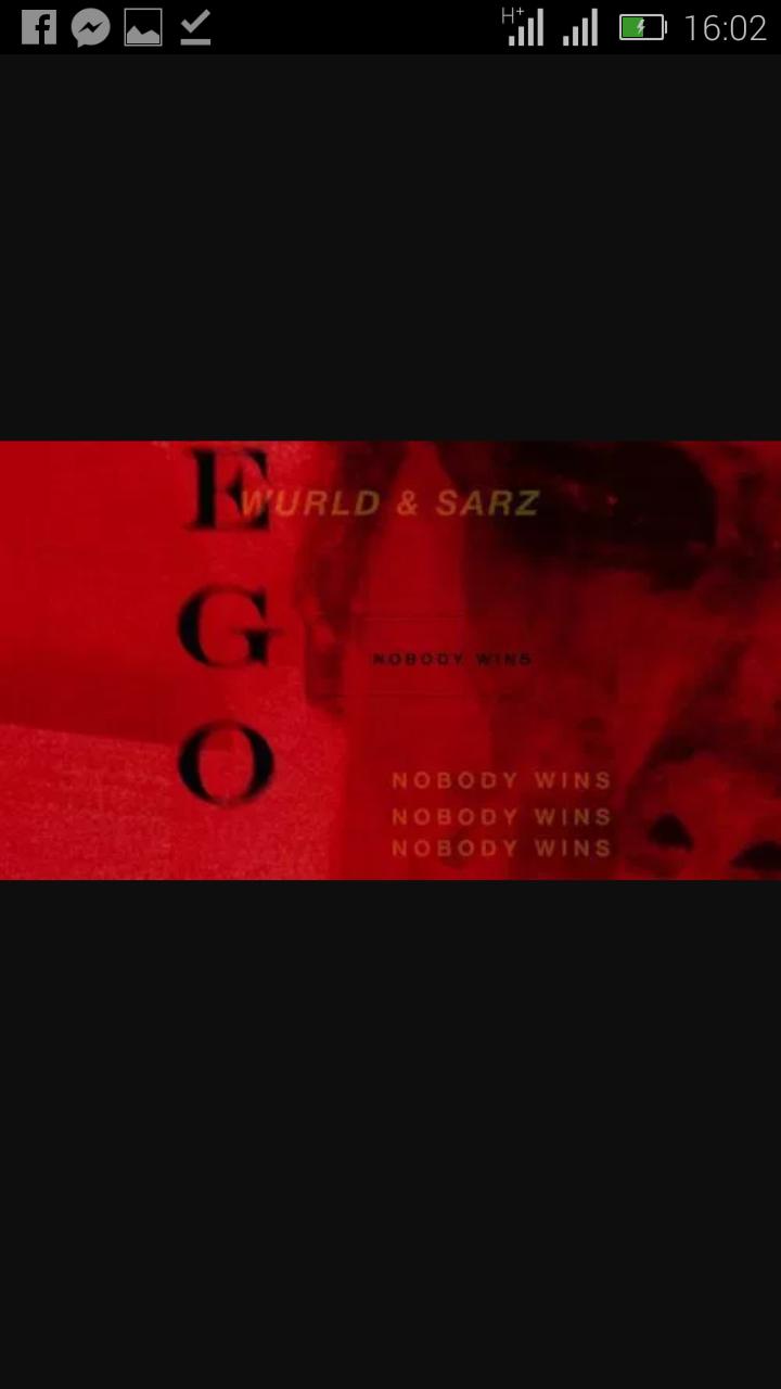 Sarz - Sarz Ft. Wurld — Ego (Nobody Wins) | 9Jatechs Music Mp3  Screen51