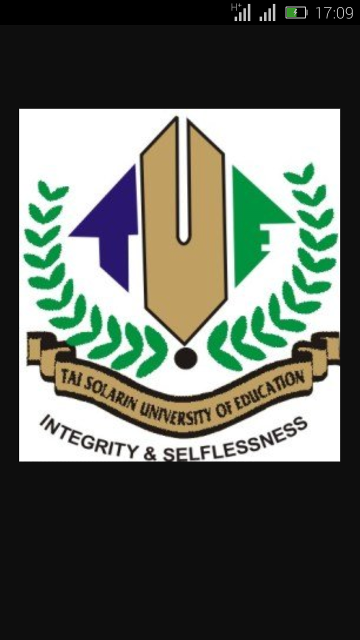 2018/2019 TASUED Part-Time Degree Admission Screening Date, Time and Venue Screen52