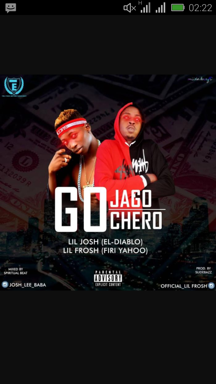 Lil Josh Ft. Lil Frosh – Go Jago Go Chero |9Jatechs Music Mp3  Screen55