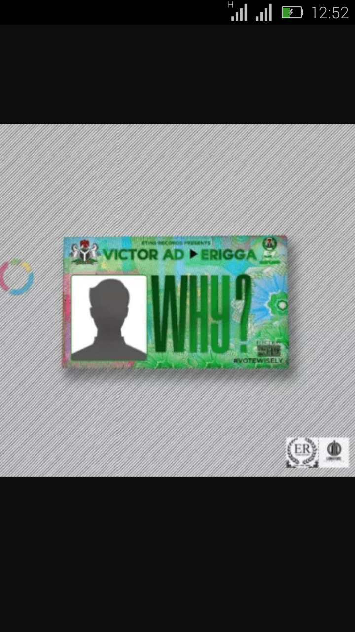 Victor AD Ft. Erigga — Why | 9Jatechs Music Mp3  Screen60