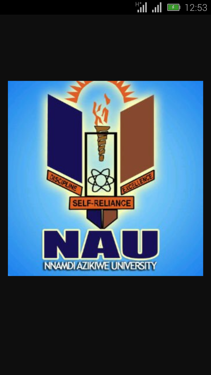 UNIZIK Resumption Date for Continuation of 2018/2019 Academic Session Screen72