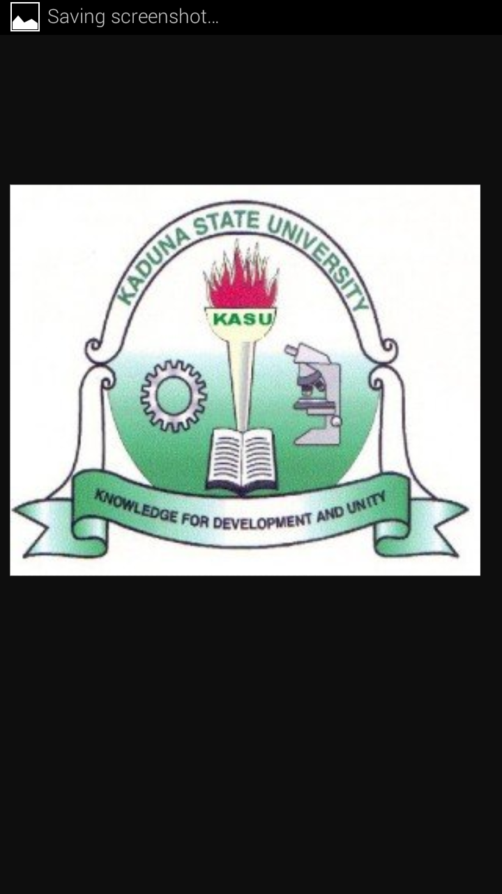 KASU Matriculation Ceremony Date for 2018/2019 Academic Session Screen77