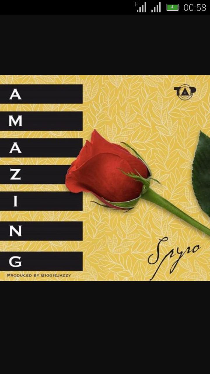 Spyro — Amazing | 9Jatechs Music  Screen81