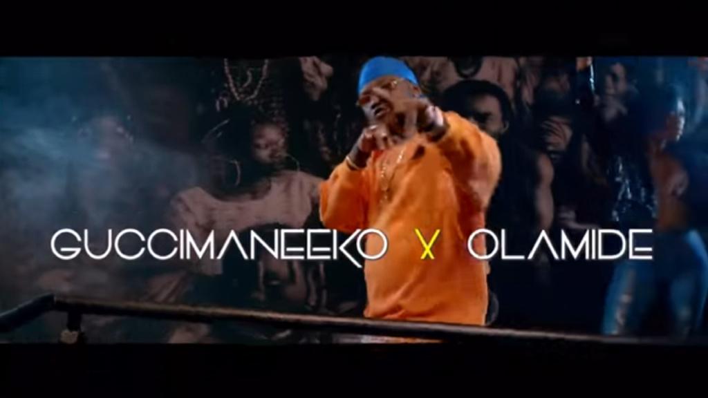 Guccimaneko Ft. Olamide — Follow Me | 9Jatechs Music  Screen86