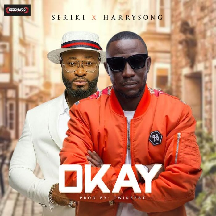 [Download Music] Seriki Ft. Harrysongs – Okay Seriki11