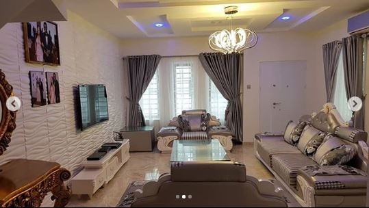 I Had Only N63k In My Account 3 Months Ago  – Seyi Law Shares Testimony, Shows  Off His Mansion Seyi-l12