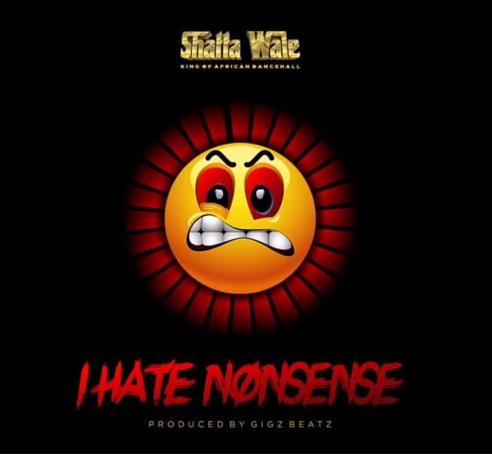 [Music] Shatta Wale – I Hate Nonsense   Mp3 Shatta28