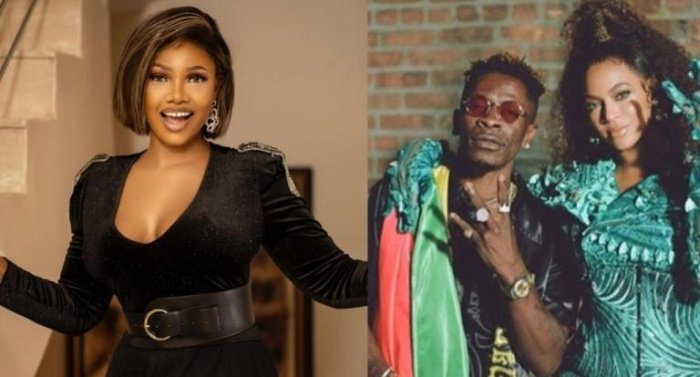 Tacha Congratulates Shatta Wale Over His Collaboration With Beyonce Shatta54