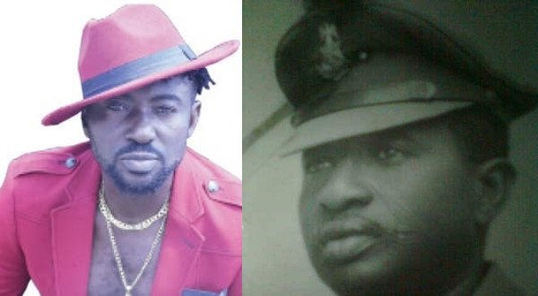 Singer Blackface Loses His Father Singer14