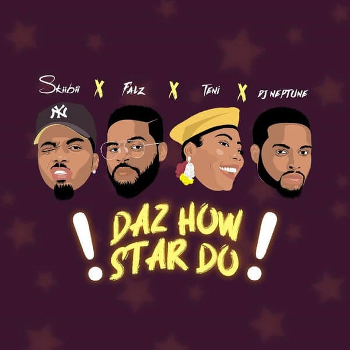 SkiiBii – Daz How Star Do | 9Jatechs Lyrics Skiibi15