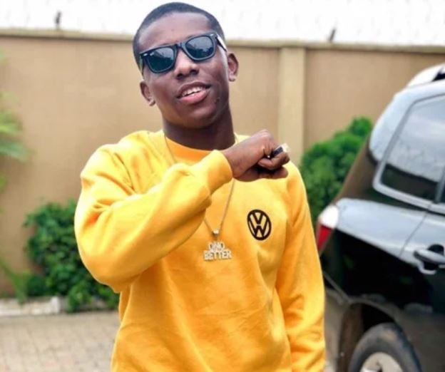 """I Was Once A Bus Conductor, Bike Rider"" – Small Doctor Says As He Flaunts G-Wagon Small-20"