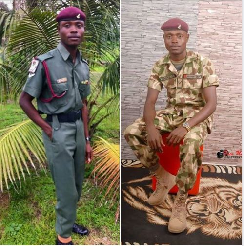 Gallant Nigerian Soldier Declared Missing By Family Has Been Confirmed Dead (Photos) Soldie10