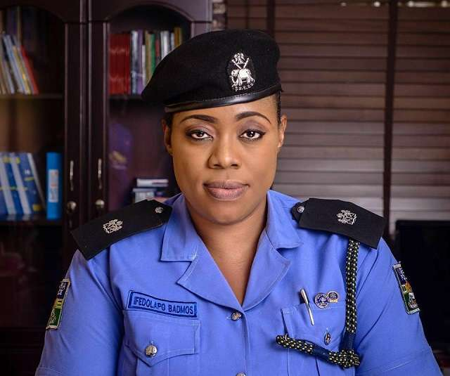 Dolapo Badmos reacts to Viral Video of SARS Officers Beating Man with Iron Rod Sp-dol10
