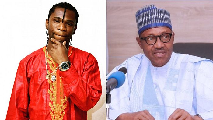 Speed Darlington Reveals His Plan For Buhari When He Becomes President (See His Pan) Speedy12
