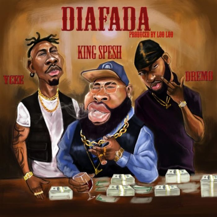 [Download Music and Video] Dia Fada By  King Spesh ft. YCEE & Dremo  Spesh10