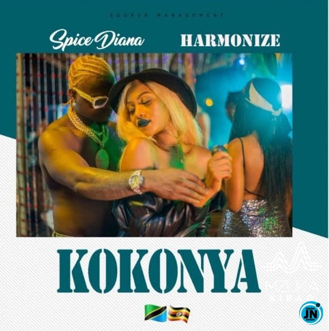 [Music] Spice Diana – Kokonya ft. Harmonize | Mp3 Spice-10
