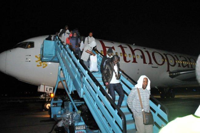 Stranded Nigerians In Russia Back In Abuja Strand10