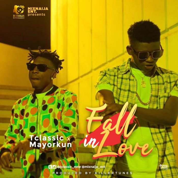 [Download Video] T Classic Ft. Mayorkun – Fall In Love (Directed By Dir K) Tc10