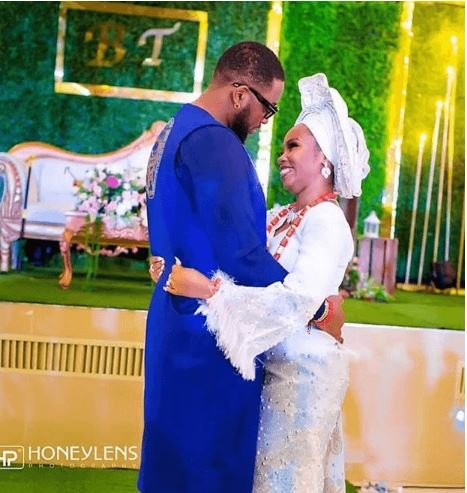 Teddy A And Bambam Set To Hold White Wedding, Weeks After Traditional Engagement Teddy-12