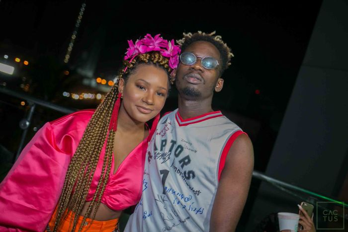 Mr Eazi Gets A Surprise From His Girlfriend Temi Otedola Temi-o13