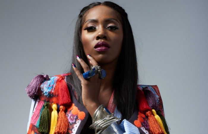 Tiwa Savage Sets Social Media On Fire With Sexy Swimwear Tiwa-s23