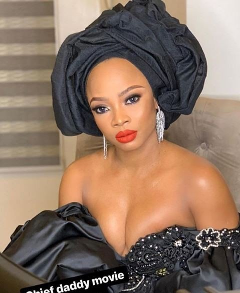 Toke Makinwa Reacts To Rumors That Her Banana Island House Has Been Seized By AMCON Toke-m57