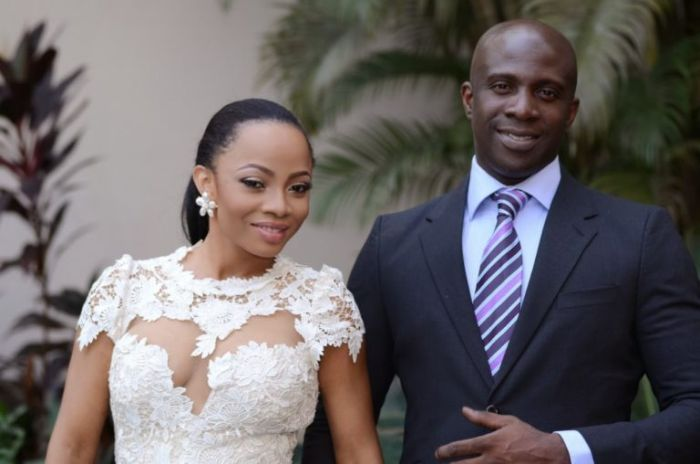 Toke Makinwa's Ex-Husband Maje Ayida Slams Her Toke-x10
