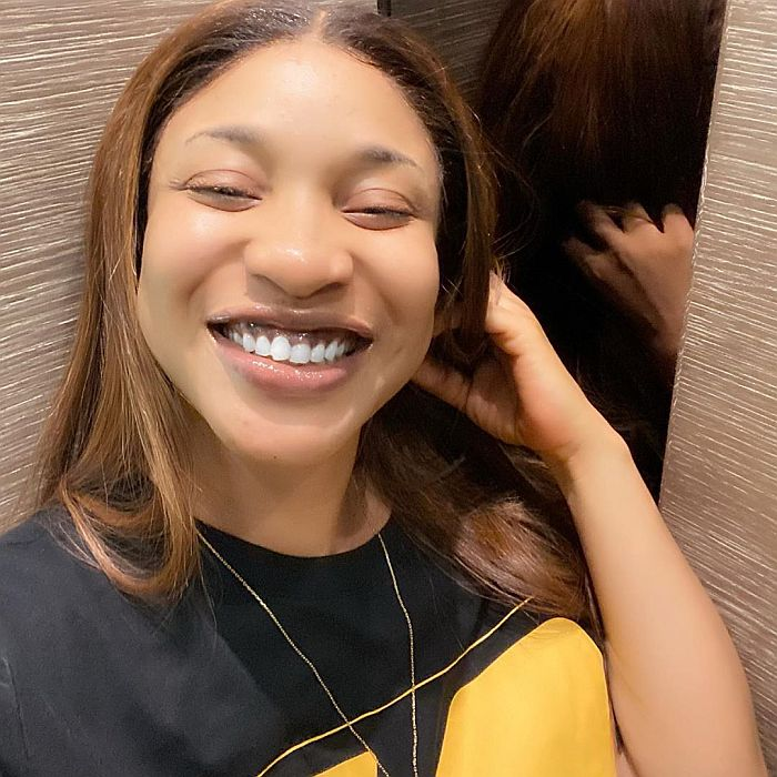 Nollywood Actress, Tonto Dikeh Narrates How She Was Stabbed By A Hungry Man During Her Giveaway Tonto-69