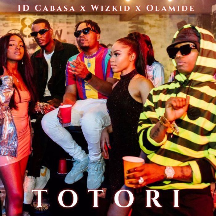 Olamide x Wizkid x ID Cabasa – Totori | 9Jatechs Music Lyrics Totori11