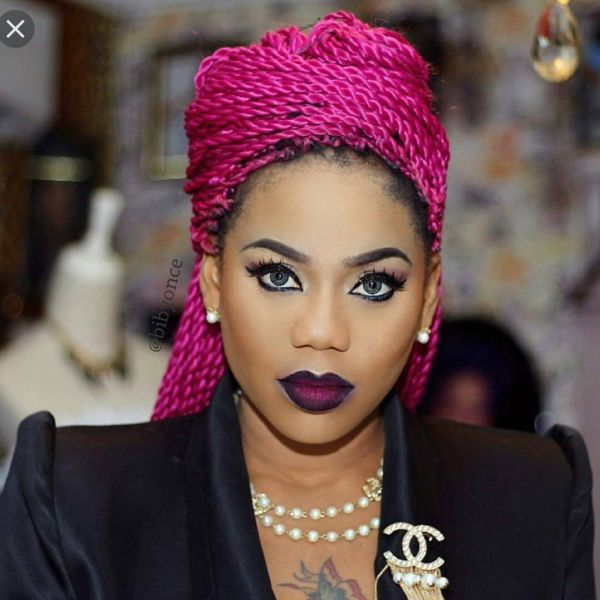 Stop Blocking Kids From Their Dads – Toyin Lawani To Single Mothers Toyin-55