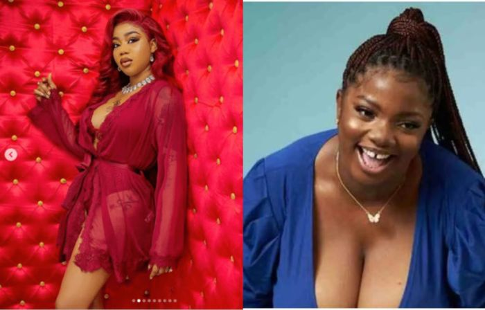 """""""The Real Runs Girl Is In The House"""" – Toyin Lawani Reacts To Photo Claiming Dorathy Is A Popular Runs Girl Toyin14"""