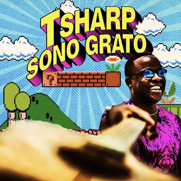 [Music] T Sharp – Sono Grato   Mp3 Tsharp10