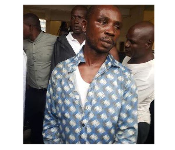 Arrested Ex-convict Reveals Why He Tried To Steal His Sister's Car Ttt10