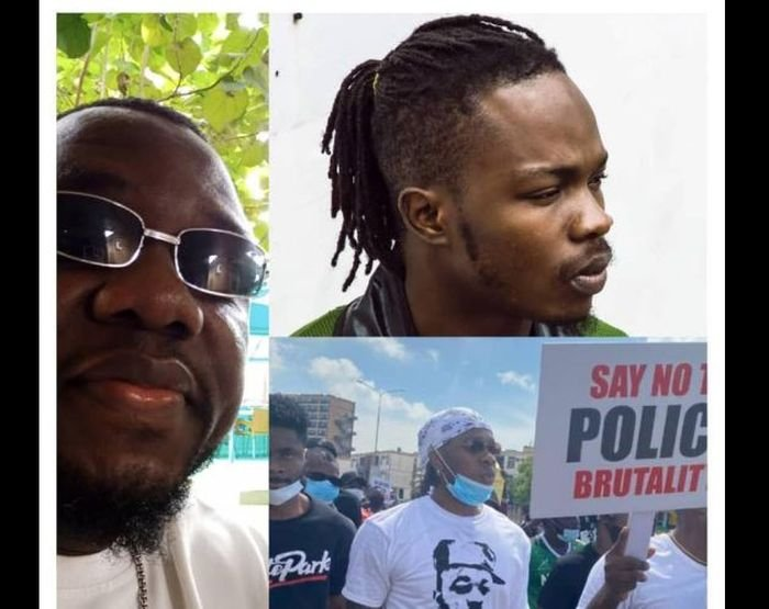 Naira Marley Is A Coward, He Was Settled To Pull Out Of The Protest – Wave FM OAP DaOSquare Blows Hot Uhgdf10