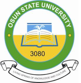 UNIOSUN 2018/2019 Freshers' Matriculation Numbers Now Available Online Uniosu11
