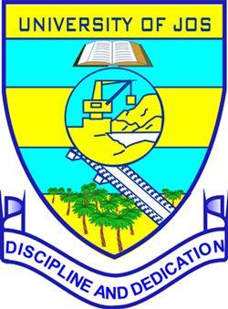 2018/2019 University of Jos (UNIJOS) Pre-Degree Admission Form  [Late Registration] Univer12