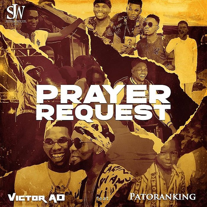 INSTRUMENTAL:  Victor AD – Prayer Request ft. Patoranking | Download Mp3 Victor25