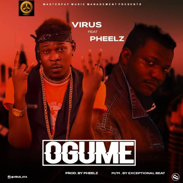 "Virus – ""Ogume"" Ft. Pheelz   9Jatechs Music Mp3  Virus-10"
