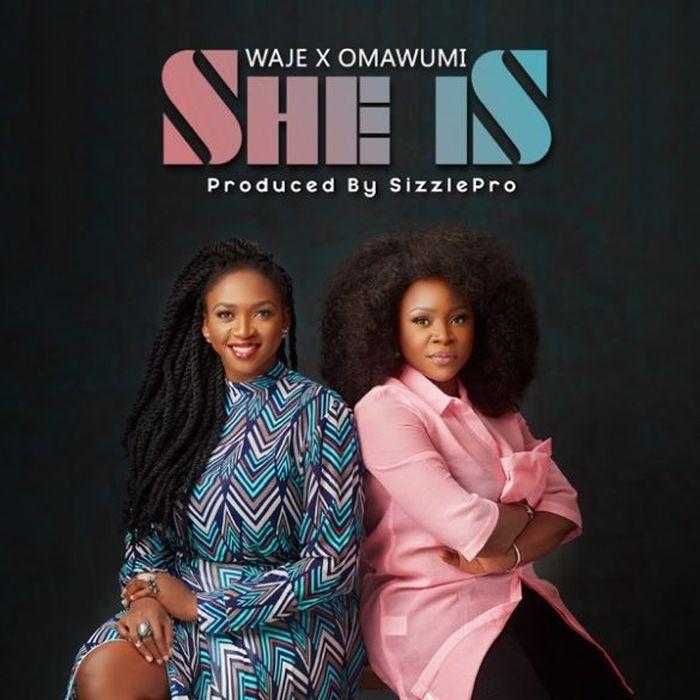 """Waje – """"She Is""""  Ft. Omawumi   9Jatechs Music Mp3 Waje10"""