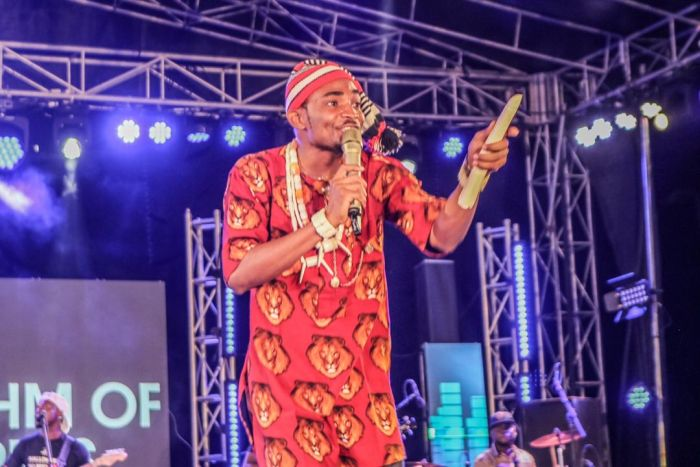 Phyno Performs Alongside Winner Of Hi-life Fest 2019 ( Photos) Whatsa20