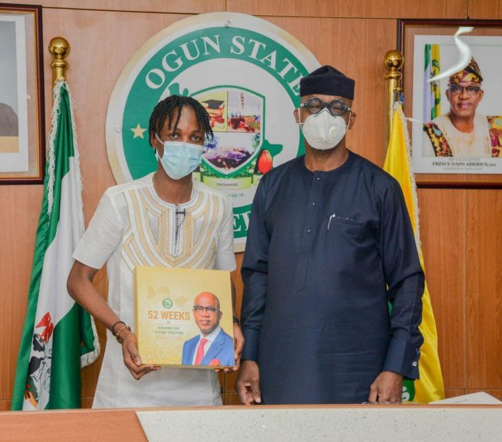 Ogun Governor Appoints Laycon Youth Ambassador Of Ogun State, Gives Him House, Cash Whatsa71