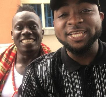 Why Duncan Mighty Prostrated For Davido – Manager Reveals Why-du10