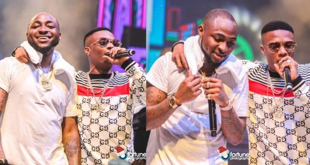Davido And Wizkid Lead Nominees In AFRIMMA Awards (See Full Nomination List) Wiz-da10