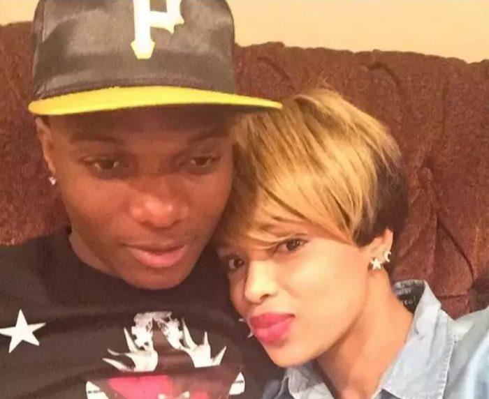 Wizkid Second Babymama, Binta Diallo Gushes Over Him As They Settle Their Love Rift Wizki173