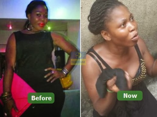 Nollywood Actress Who Can't Stop Stealing, Appears In Court For Burglary & Stealing (Photo)  Yetund10