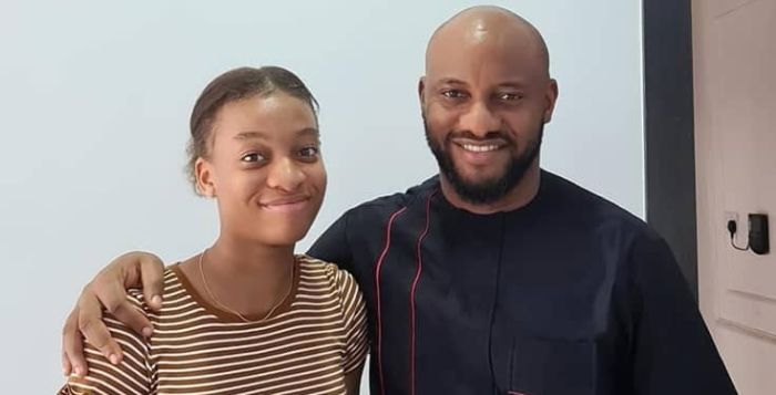 """Don't Pay Yet, She Is Just 15, Not An Adult"" – Yul Edochie Tells Man Who Proposed Marriage To His Daughter (Photo) Yul-ed27"